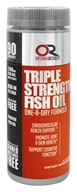 Optimal Results - Triple Strength Fish Oil - 90 Softgels