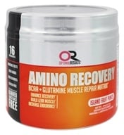 Optimal Results - Amino Recovery Island Fruit Punch - 3.7 oz.