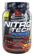 Muscletech Products - Nitro-Tech Power Performance Series Triple Chocolate Supreme - 2 lbs.