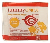 Tummydrops - Gingembre normal de Tummydrops - 0.9 once.