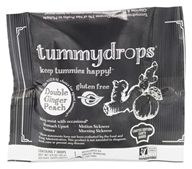 Tummydrops - Tummydrops Double Ginger Peach - 0.9 oz.
