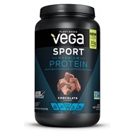 Vega - Vega Sport Plant Based Performance Protein Chocolate - 29.5 once.