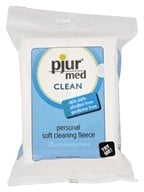 Pjur - Med Clean Personal Soft Cleaning Fleece - 25 Wipe(s)