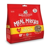 Stella & Chewy's - Freeze-Dried Dog Food Chewy's Chicken Meal Mixers - 3.5 oz.