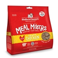 Stella & Chewy's - Freeze-Dried Dog Food Chewy's Chicken Meal Mixers - 9 oz.