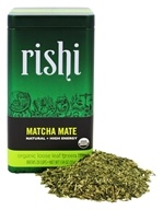 Rishi Tea - Organic Loose Leaf Green Tea Matcha Mate - 1.94 oz.