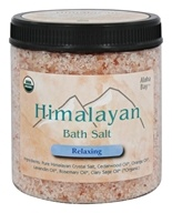 Aloha Bay - Organic Himalayan Bath Salt Relaxing - 24 oz.