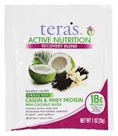 Tera's Whey - Active Nutrition Recovery Protein Blend Bourbon Vanilla - 1 oz.