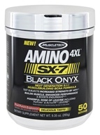 Muscletech Products - Amino 4XL SX-7 Black Onyx Fruit Punch Explosion - 9.35 oz.
