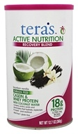 Tera's Whey - Active Nutrition Recovery Protein Blend Bourbon Vanilla - 12.7 oz.