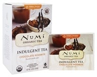 Numi Organic - Indulgent Tea Chocolate Roobios - 12 Tea Bags