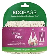 Eco-Bags - Classic String Shopping Bag Natural