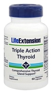 Life Extension - Triple Action Thyroid - 60 Vegetarian Capsules