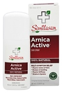 Similasan - Arnica Active Skin Spray Multi-Symptom Relief - 90 ml.