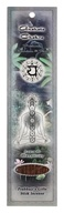Prabhuji's Gifts - Stick Incense Anahata Chakra Love & Sensitivity Patchouli, Geranium, & Rose - 10 Stick(s)