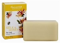 Vineyard Hill Naturals - Bar Soap with Grape Seed Extract Milk & Honey - 5 oz.