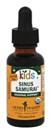 Herb Pharm - Kids Sinus Samurai - 1 oz.