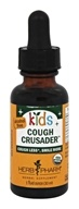 Herb Pharm - Kids Cough Crusader - 1 oz.