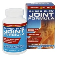 Natural Balance - Super Flex Joint Formula - 60 Tablets