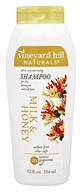 Vineyard Hill Naturals - Shampoo Milk & Honey - 12 oz.