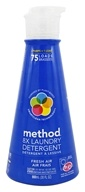 Method - Laundry Detergent 8x Concentrated Fresh Air 75 Loads - 30 oz.