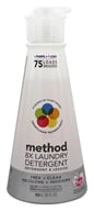 Method - Laundry Detergent 8x Concentrated Free and Clear - 30 oz.