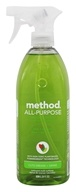Method - All-Purpose Surface Cleaner Naturally Derived Lime + Sea Salt - 28 oz.