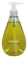 Method - Hand Wash Naturally Derived Lemon Mint - 12 oz.