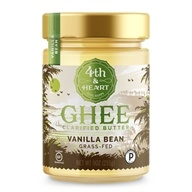 4th & Heart - Ghee Butter Madagascar Vanilla Bean - 9 oz.