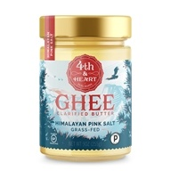 4th & Heart - Ghee Butter Himalayan Pink Salt - 9 oz.
