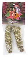 Prabhuji's Gifts - Juniper Smudge Bundles - 2 Pack