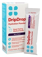 DripDrop - Hydration Powder Berry - 4 Packet(s)