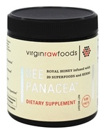 Bee Panacea - Royal Honey Infused With 20 SuperFoods and Herbs - 5 oz.
