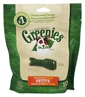 Greenies - Dental Chews For Dogs Petite - 10 Chews