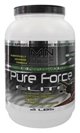 Maximum Nutrition - Pure Force Elite Chocolate - 2 lbs.