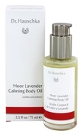 Dr. Hauschka - Calming Body Oil Moor Lavender - 2.5 oz.