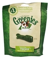 Greenies - Dental Chews For Dogs Teenie - 22 Chews