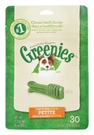 Greenies - Dental Chews For Dogs Petite - 30 Chews