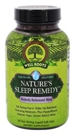 Well Roots - Nature's Sleep Remedy - 60 Softgels