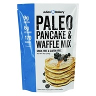 Julian Bakery - Paleo Pancakes and Waffle Mix - 9 oz.