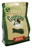 Greenies - Dental Chews For Dogs Regular - 18 Chews