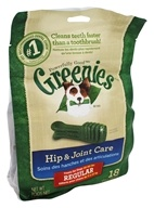 Greenies - Dental Chews For Dogs Hip and Joint Care Regular - 18 Chews