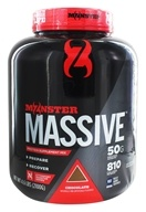 Cytosport - Monster Massive Protein Supplement Mix Chocolate - 4.6 lbs.