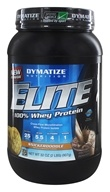 Dymatize Nutrition - Elite 100% Whey Protein Snickerdoodle - 2 lbs.