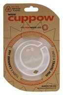 Cuppow - Canning Jar Drinking Lid Wide Mouth Clear
