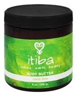 Itiba - Body Butter Carib Lime - 8 oz.