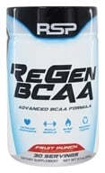 RSP Nutrition - ReGen Advanced BCAA Formula Fruit Punch - 9.3 oz.