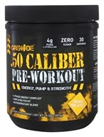 Grenade - .50 Caliber Pre-Workout Orange Pineapple 30 Servings - 291 Grams
