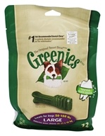 Greenies - Dental Chews For Dogs Large - 12 Chews