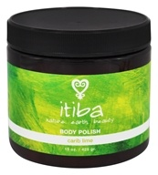 Itiba - Body Polish Carib Lime - 15 oz.